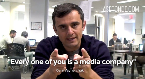 Everyone is a Media Company. Period.